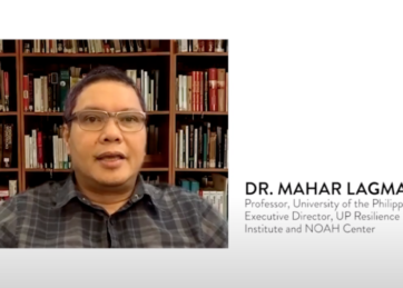 Tinig Episode 02: Dr. Mahar Lagmay